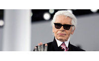 "Designer Lagerfeld calls French president ""idiot"" over taxes"