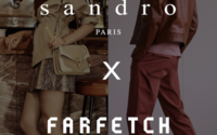 Sandro is latest big name to link with Farfetch for digital expansion