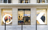 Calvin Klein opens new flagship in Paris
