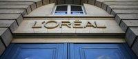 欧莱雅第二季度收入飙升15.3%达70亿美元