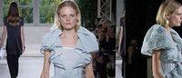 Александр Вонг представил новую коллекцию Balenciaga в Париже
