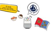 Petit Bateau investit l'assistant Google