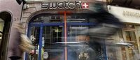 Swatch sees double-digit 2014 growth as China improves