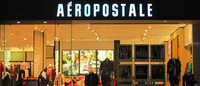 Aeropostale announces losses for its first quarter