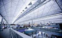 Hong Kong airport records 'solid' retail performance, passenger numbers up