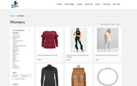 Bluewater trials non-transactional online shopping portal