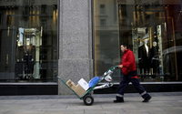 Euro zone retail sales up slightly more than expected with online push