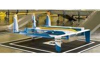 Amazon libera vídeo de drones de entrega