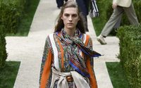 Tory Burch, um desfile familiar