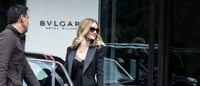 Rosie Huntington-Whiteley, nouvelle ambassadrice Bulgari
