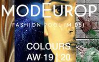 ModEurop bringt ColourCard 2019/20 heraus
