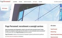Page Personnel: fashion, food e furniture trainano il recruitment dall'estero