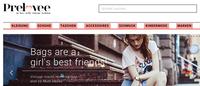 Prelovee startet mit 1.500 Luxusmarken