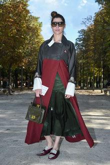 Street Fashion Paris N257