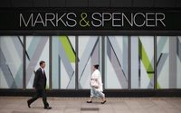 M&S announces first closures under new strategy and a raft of store openings