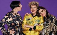 Mango : Violeta s'affiche avec Rossy de Palma, Barbie Ferreira et Tania Llasera