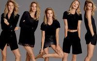 Ugg promove a diversificação do seu modelo clássico com Rosie Huntington-Whiteley