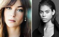 Revista Lux destaca Zara Bicha e Victoria Guerra