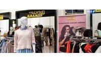 В Debenhams открылся корнер Trends Brands