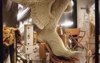 """""""Hermès à tire-d'aile"""", l'hommage à la décoratrice Leïla Menchari"""