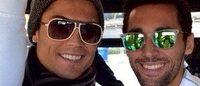 Cristiano Ronaldo presenteia colegas do Real com relógio Bulgari
