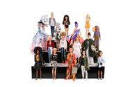 Barbie relookée par quinze créateurs de mode cet automne