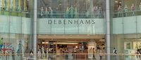 Debenhams Irish unit applies for examinership following years of losses