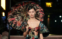 Lanvin unveils spring/summer 2021 collection in Shanghai