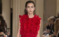 PFW: Giambattista Valli, natty and naughty with Nike