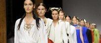 AltaRoma: da Borbone kimoni e nude look anni '50