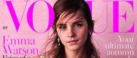 Эмма Уотсон продвигает идеи феминизма в Vogue