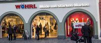Wöhrl eröffnet in Aschaffenburg