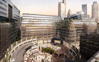 London's Broadgate welcomes new retail tenants