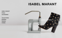 Isabel Marant links with YNAP for e-store