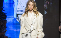 Fashion Haining torna sulle passerelle milanesi con Zlfzss