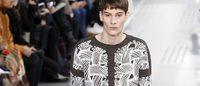 Louis Vuitton desfila entre motivos psicodélicos e outonais