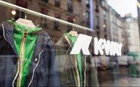 Festa a Parigi, K-Way torna a casa e apre il suo primo flagship
