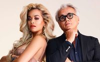 Rita Ora is Giuseppe Zanotti's latest star footwear designer