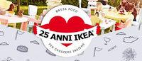 Ikea festeggia 25 anni