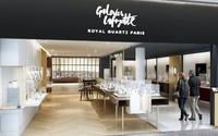 Le groupe Galeries Lafayette repense la marque Royal Quartz Paris