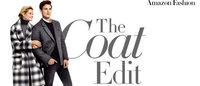 Amazon Fashion launches a store dedicated to coats and jackets
