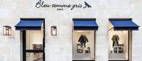 Bleu Comme Gris inaugure sa nouvelle boutique