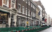 London's Savile Row to undergo improvement works