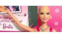 Mattel aumentará a produção de bonecas carecas