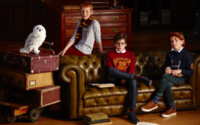 French retailer Cyrillus summons Harry Potter for Christmas collection