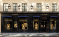Buccellati change d'adresse à Paris
