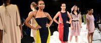 César Galindo trae la frescura y color del Caribe a pasarela de Nueva York