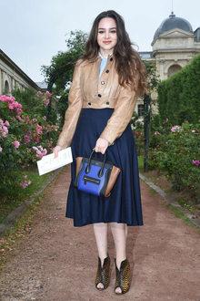 Street Fashion Paris N°244