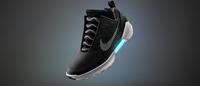 Nike lanza Nike HyperAdapt 1.0, las primeras zapatillas con cordones que se atan solas