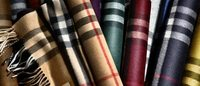 Burberry launches Scarf Bar for personalized items